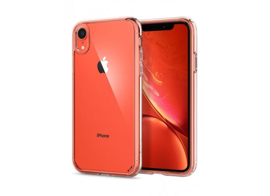competitive price 8495e 33364 Spigen iPhone XR Case Ultra Hybrid (064CS24873) - Clear