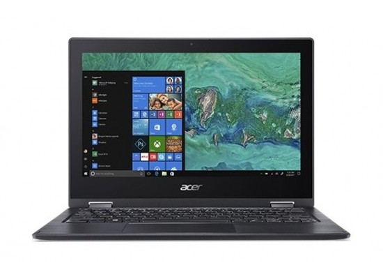 Acer Spin 1 Celeron N5000 4GB RAM 500GB HDD 11.6 inch Touchscreen Convertible Laptop - Black 1