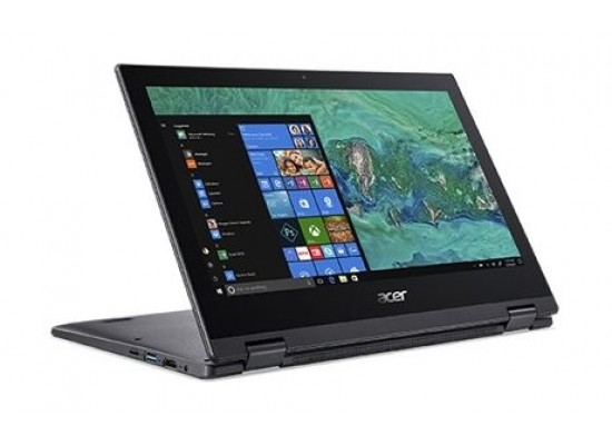 Acer Spin 1 Celeron N5000 4GB RAM 500GB HDD 11.6 inch Touchscreen Convertible Laptop - Black