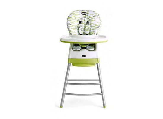 Chicco Stack 3-in-1 Highchair (215) – Kiwi