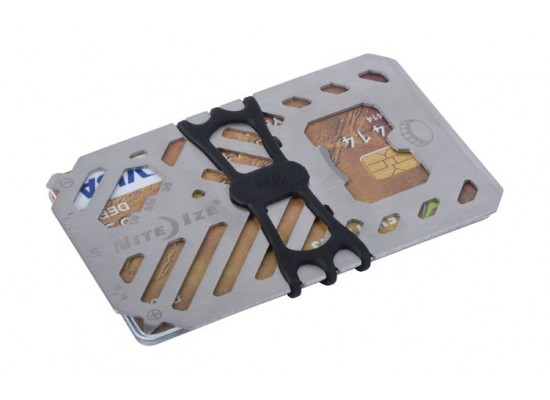 Nite Ize Multi Tool Wallet (FMT2-01-R7) - Stainless 2nd view