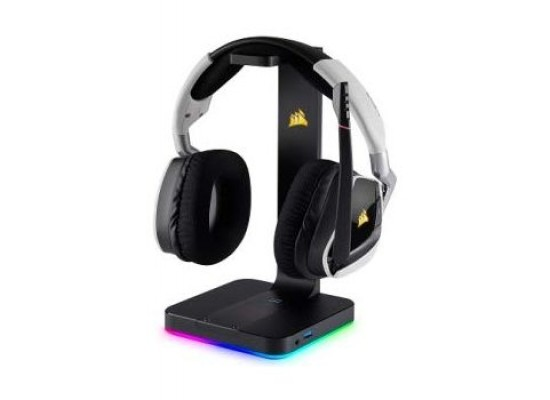 Corsair ST100 Gaming Headphone Stand - Black