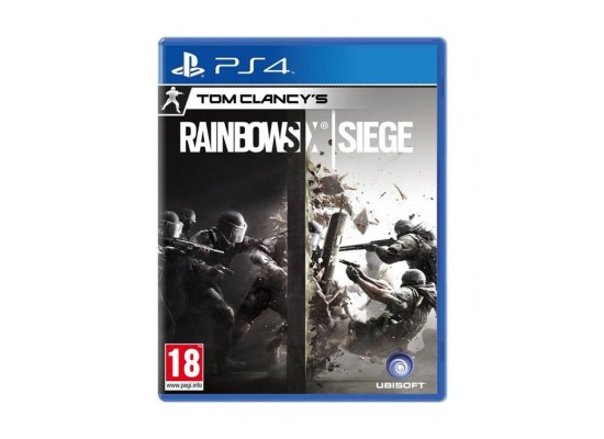 Tom Clancy's Rainbow Six: Seige - Playstation 4 Game | Xcite Alghanim Electronics - Best online shopping experience in Kuwait