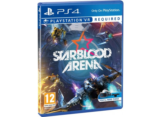 Starblood Arena - Playstation 4 VR Game