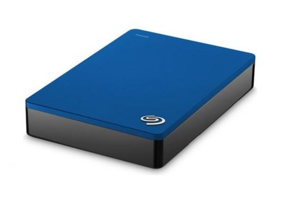 Seagate Back Up Plus 4TB Portable Hard Drive (STDR4000901) - Blue