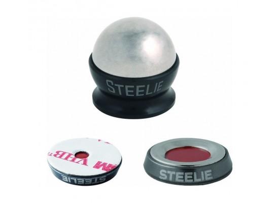 Nite Ize Steelie Magnetic Car Mount Kit (STCK-11-CTD)