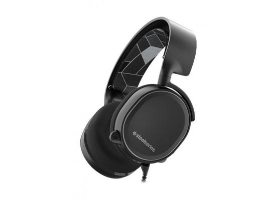 SteelSeries Arctis 3 Gaming Headset - Black