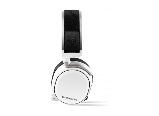 Steelseries Arctis Pro Wired Gaming Headset - White + Game DAC