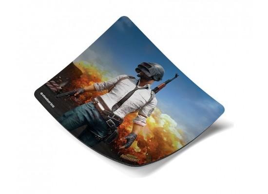 SteelSeries QCK+ PUBG Gaming Mousepad - Erangel Edition 4