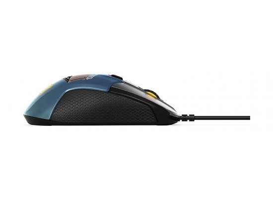 SteelSeries RIVAL 310 PUBG Edition Gaming Mouse - Blue/Black 3
