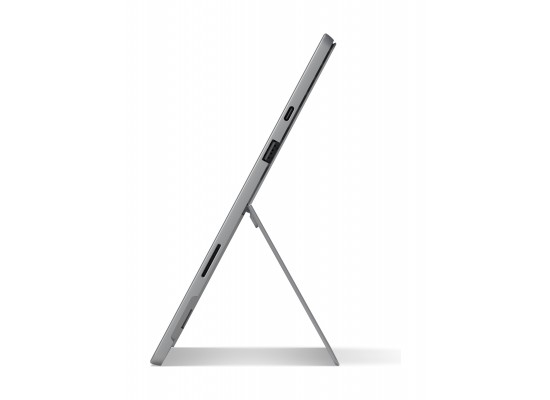 "Microsoft Surface Pro 7 Core i5 Ram 8GB SSD 128GB 12.3"" Touchscreen Convertible Laptop - Platinum"
