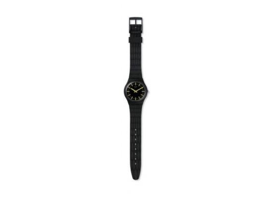 Swatch Giallonero Analog Watch - SWAGB304
