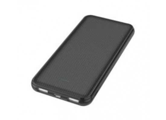 EQ 10000mAh Power Bank (T46) - Black