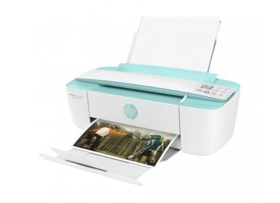 HP DeskJet Ink Advantage 3785 All-in-One Printer (T8W46C) – White