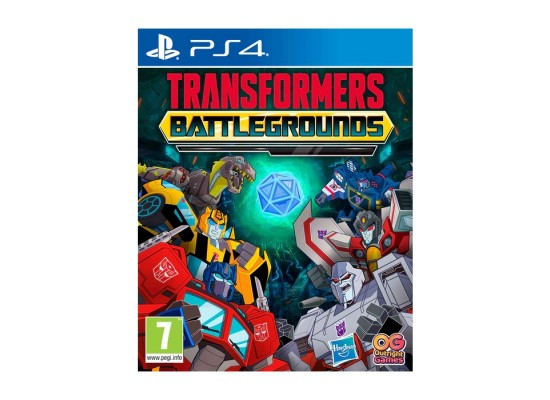 Transformers Battlegrounds NS Game in Kuwait | Buy Online – Xcite