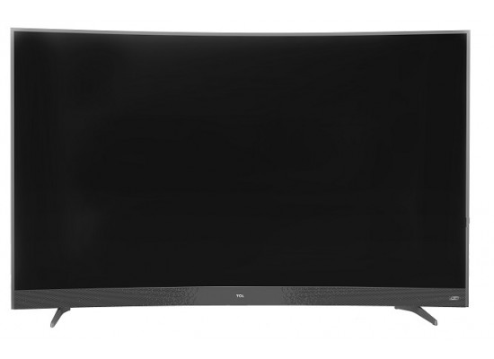TCL 49 inch Curved Full HD Smart LED TV - C49P3FS2