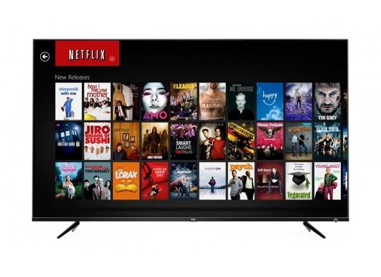 TCL 50 inch Ultra HD Smart LED TV - L50P6US