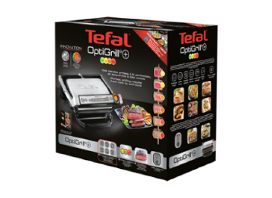 Tefal GC712D28 Optigrill+ - Box View