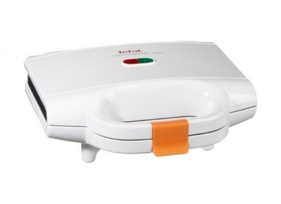 Tefal 700W Sandwich Maker (SM157042) - White