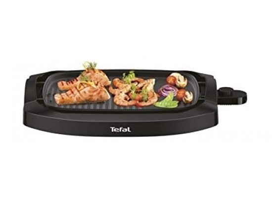 Tefal Electric Smokeless 2000W Plancha Grill - CB6A0827