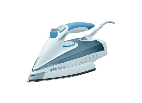 Braun TexStyle 7 2400W Steam Iron (TS765A) in Kuwait   Buy Online – Xcite