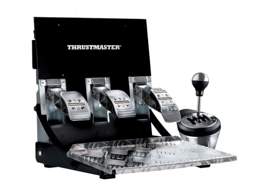 Thrustmaster TH8A & T3PA PRO Race Gear Bundle