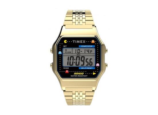 Timex T80 X Pac-Man Digital  Unisex Watch- (TW2U32000)