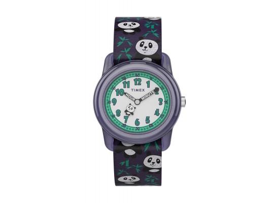Timex 28mm Kids Unisex Analog Fashion Textile Strap Watch - (TW7C77000)
