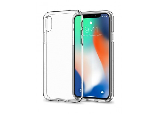 pretty nice 2ae8d 05bbd Spigen Liquid Crystal Case For iPhone X - Clear