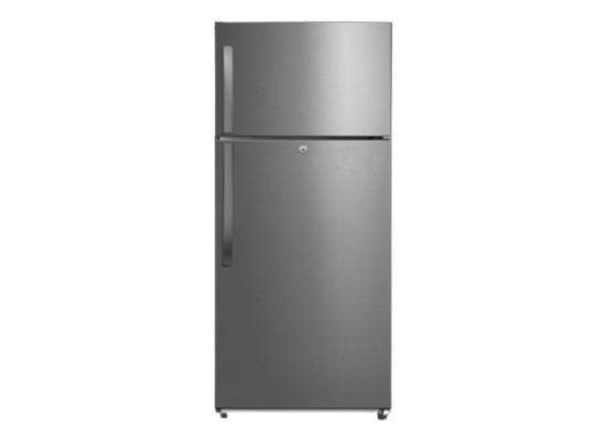 Wansa 22 CFT Top Mount Refrigerator (WRT-624-NFSSC62) - Stainless Steel