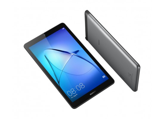Huawei MPT3-7 MediaPad T3 - Top and Side View