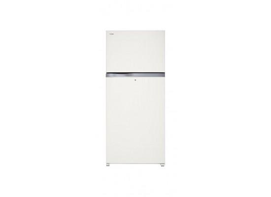 Toshiba 25 Cubic Feet Top Mount Refrigerator (GR-A820U) - White