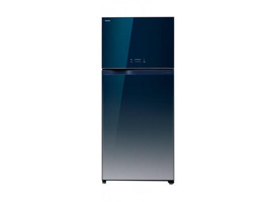 Toshiba 25 Cubic Feet Top Freezer Refrigerator (GR-AG820U)