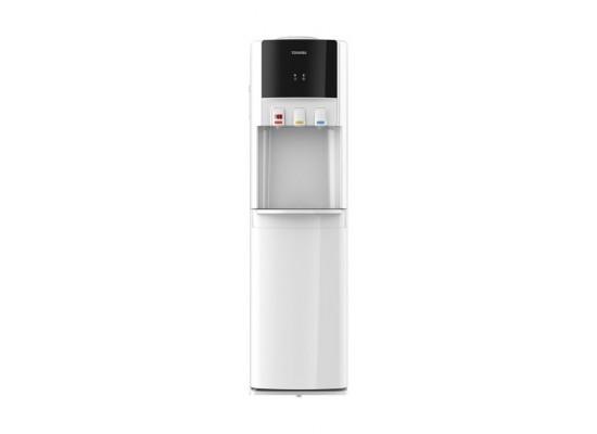 Toshiba Floor Standing Water Dispenser (YL1766S-W) - White
