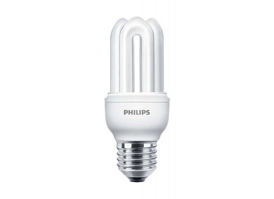 Philips 18W Genie Compact Fluorescent Lamp (4165 CFL)