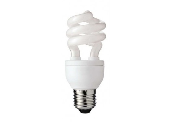 Philips 11W Eco Home Compact Fluorescent Lamp (4167 CFL)