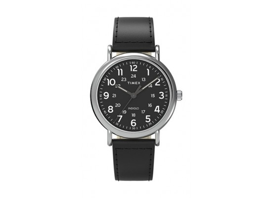 Timex 40mm Gent's Analog Watch (TW2T30700) - Black