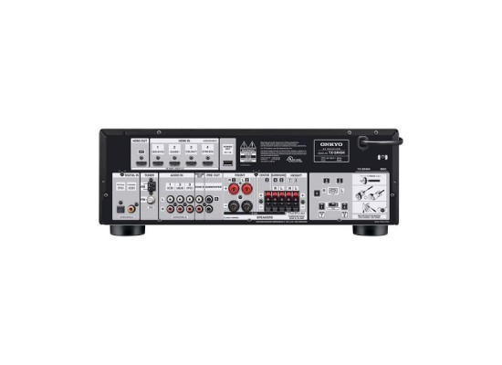 Onkyo 7.2-Channel A/V Receiver (TX-SR494) - Black