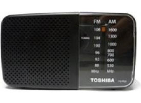 Toshiba Pocket Radio TY-PR20 - Black