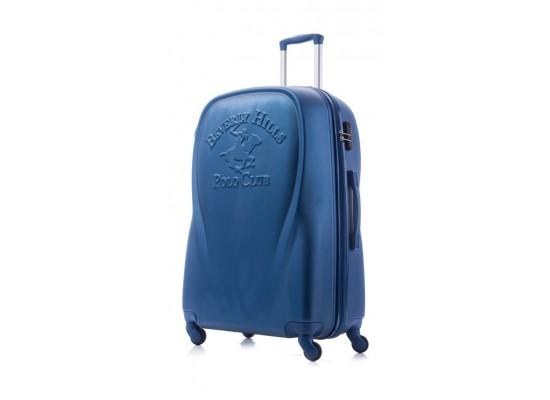U.S Polo Hard Luggage 65CM (1PL010550M-005) - Blue