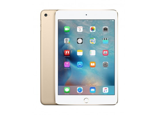 APPLE iPad Mini 4 7.9-inch 128GB Wi-Fi Only Tablet - Gold