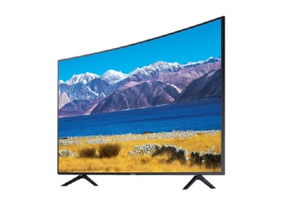 "Samsung 55"" TU8300 Crystal Curved Ultra HD Smart LED TV (UA55TU8300) in Kuwait | Buy Online – Xcite"
