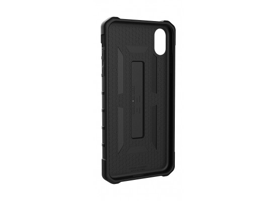 online retailer 35e76 7b1db UAG Pathfinder Series iPhone XS Max Case - Camo Feather Midnight
