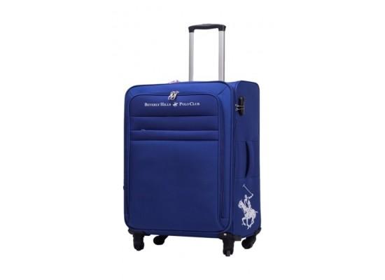 US Polo Optima Small Soft Luggage - Blue
