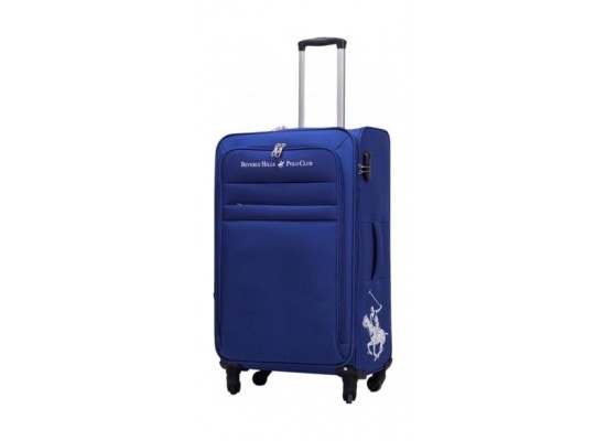 US Polo Optima Large Soft Luggage - Blue