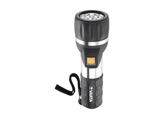 Varta LED Day Light Flash Light 2D - Grey