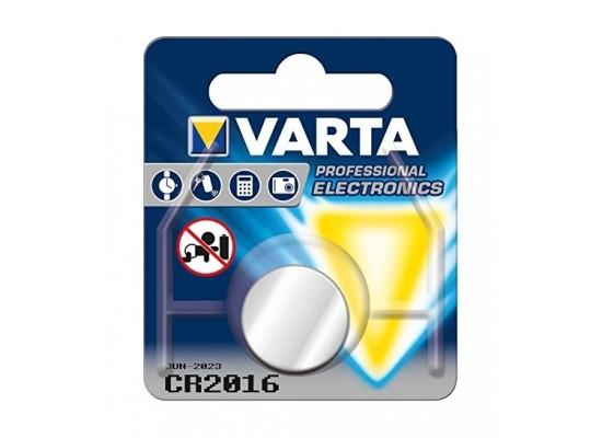 Varta Professional Electronic Battery - CR 2016