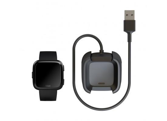 Fitbit Unisex Versa charging Cable (FB505GMBK) - Black
