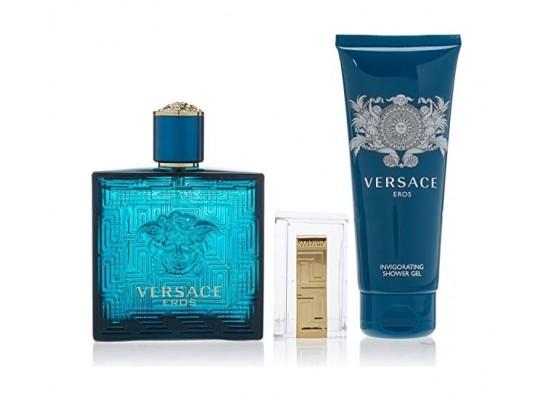 Versace Eros 3-Piece Spray Set for Men  282c61db5ff19