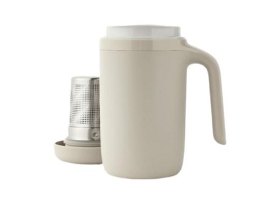 Artiart Vitality Hill Thermal Suction Mug - White